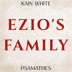 Assassin's Creed II: Ezio's Family 声带 (Kain White) - CD封面
