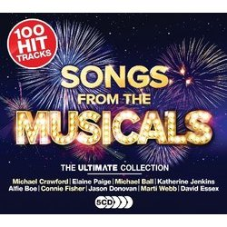 Ultimate Songs From The Musicals - Various Artists - 03/05/2019