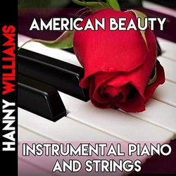 American Beauty Soundtrack (Thomas Newman, Hanny Williams) - CD cover
