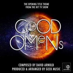 Good Omens : Opening Title Theme 声带 (David Arnold) - CD封面