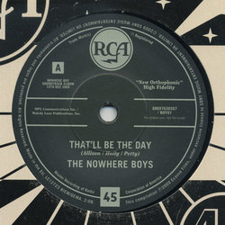 The Nowhere Boys: That'll Be The Day / In Spite Of All The Danger - Various Artists - 03/05/2019