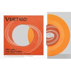 Vertigo / North By Northwest Trilha sonora (Bernard Herrmann) - CD-inlay