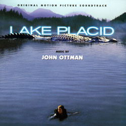 Lake Placid Soundtrack (John Ottman) - CD cover