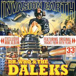 Dr. Who And The Daleks / Dalek's Invasion Earth 2150 A.D. - Malcolm Lockyer - 03/05/2019