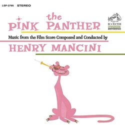 The Pink Panther - Henry Mancini - 03/05/2019