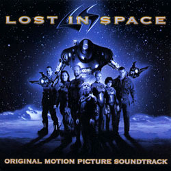 Lost in Space Soundtrack (Various Artists, Bruce Broughton) - Carátula