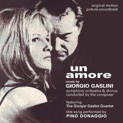 Un Amore Soundtrack (Giorgio Gaslini) - CD cover