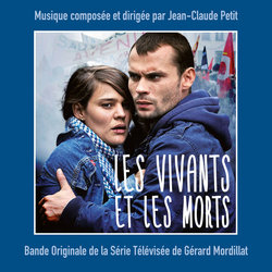 Les Vivants et les Morts Soundtrack (Jean-Claude Petit) - Carátula