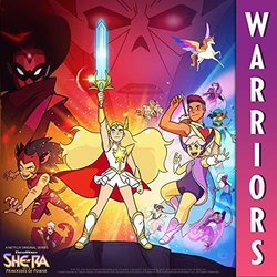 She-Ra and the Princesses of Power: Warriors Soundtrack (Aaliyah Rose) - Carátula