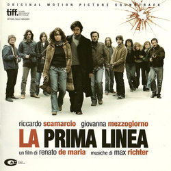 La Prima linea Soundtrack (Max Richter) - CD cover