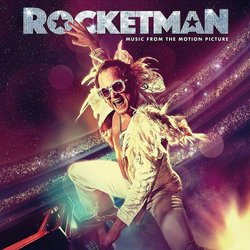 Rocketman Soundtrack (Various Artists, Matthew Margeson	) - CD-Cover