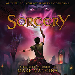 Sorcery Soundtrack (Mark Mancina) - CD cover