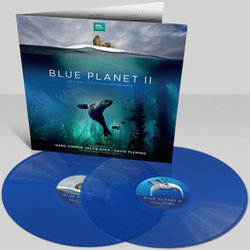 Blue Planet II Soundtrack (Various Artists, David Fleming, Jacob Shea, Hans Zimmer) - cd-inlay