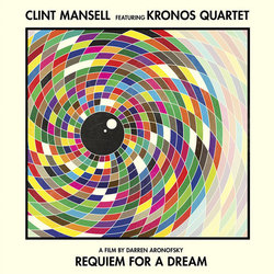Requiem For A Dream Soundtrack (Various Artists, Clint Mansell) - CD cover