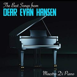 The Best Songs from Dear Evan Hansen 声带 (Maestro Di Piano, Benj Pasek, Justin Paul) - CD封面