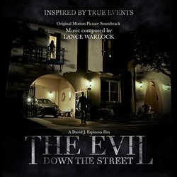 The Evil Down Street Soundtrack (Lance Warlock) - CD cover