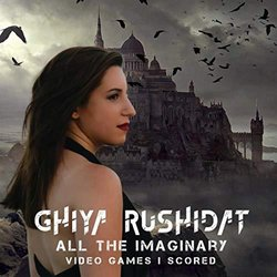All The Imaginary Video Games Scored Soundtrack (Ghiya Rushidat) - CD-Cover