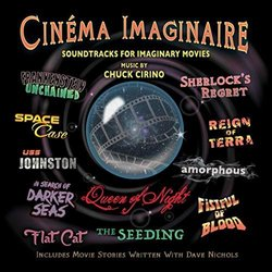 Cinema Imaginaire Soundtrack (Chuck Cirino) - CD cover