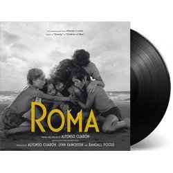 Roma Soundtrack (Various Artists) - CD-Inlay