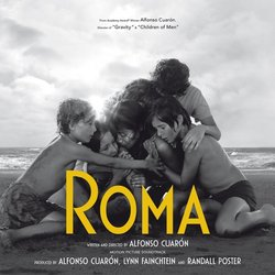 Roma Soundtrack (Various Artists) - CD-Cover