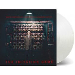 The Imitation Game Trilha sonora (Various Artists, Alexandre Desplat) - CD-inlay