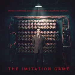 The Imitation Game - Alexandre Desplat, Various Artists - 31/05/2019