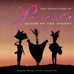 The Adventures of Priscilla, Queen of the Desert Colonna sonora (Various Artists, Guy Gross) - Copertina del CD
