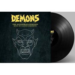 Demons: The Soundtrack Remixed Soundtrack (Claudio Simonetti) - cd-inlay