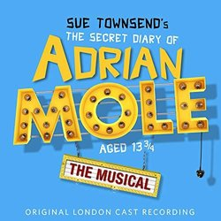 The Secret Diary Of Adrian Mole Aged 13 3/4 Soundtrack (Pippa Cleary, Pippa Cleary) - Carátula