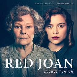 Red Joan Soundtrack (George Fenton) - CD cover