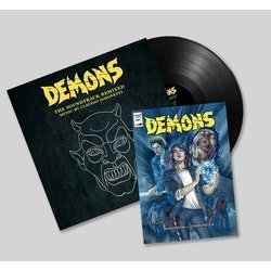 Demons: The Soundtrack Remixed Bande Originale (Claudio Simonetti) - cd-inlay