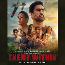 Enemy Within Soundtrack (Nainita Desai) - CD cover