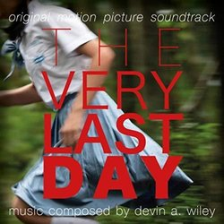 The Very Last Day Soundtrack (Various Artists) - CD cover