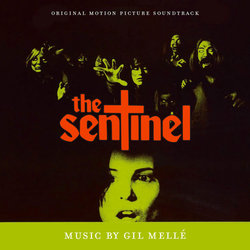 The Sentinel Bande Originale (Gil Melle) - Pochettes de CD