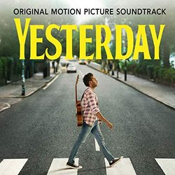 Yesterday Colonna sonora (Various Artists, Himesh Patel) - Copertina del CD