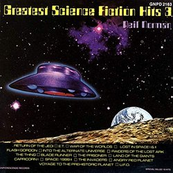 Greatest Science Fiction Hits III 声带 (Various Artists) - CD封面