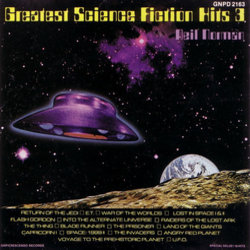 Greatest Science Fiction Hits III Soundtrack (Various Artists) - Carátula