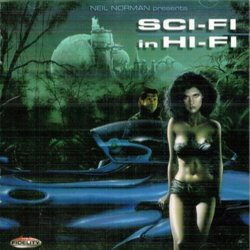 Sci-Fi In Hi-Fi Soundtrack (Various Artists) - CD cover