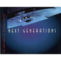 Next Generations Soundtrack (Various Artists) - cd-inlay