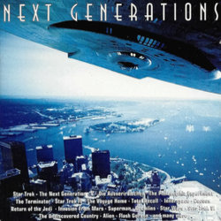 Next Generations Soundtrack (Various Artists) - CD cover