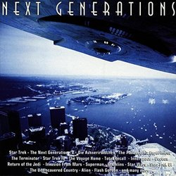 Next Generations Soundtrack (Various Artists) - Carátula