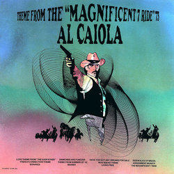Theme From The Magnificent 7 Ride '73 Colonna sonora (Various Artists, Al Caiola) - Copertina del CD