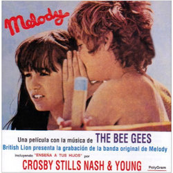 Melody Soundtrack (Various Artists, The Bee Gees, Serge Gainsbourg, Jean-Claude Vannier) - CD-Cover