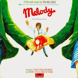 Melody Soundtrack (Various Artists, The Bee Gees, Serge Gainsbourg, Jean-Claude Vannier) - CD cover
