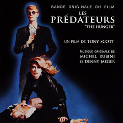 Les Prédateurs Soundtrack (Various Artists, Denny Jaeger, Michel Rubini) - Carátula