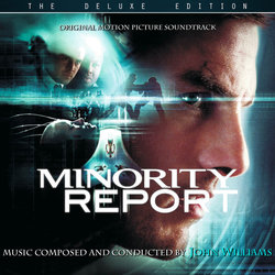 Minority Report Bande Originale (John Williams) - Pochettes de CD