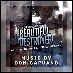 Beautiful Destroyer 声带 (Dom Capuano) - CD封面