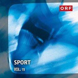 ORF Sport, Vol.11 Soundtrack (Gerold Altwirth, Erwin Bader, Marcus Hagler, Günter Mokesch) - CD-Cover