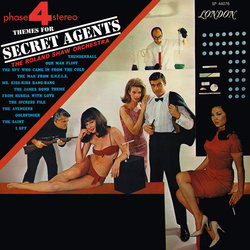 Themes For Secret Agents Colonna sonora (Various Artists) - Copertina del CD