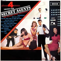 Themes For Secret Agents - Various Artists - 07/06/2019